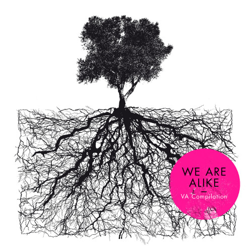 """WE ARE ALIKE"" - Various Artists Compilation /// OUT NOW! /// RRT009"