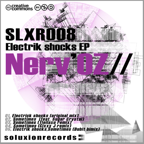 Nerv'OZ - Electrik shocks (Original Mix)(Preview)