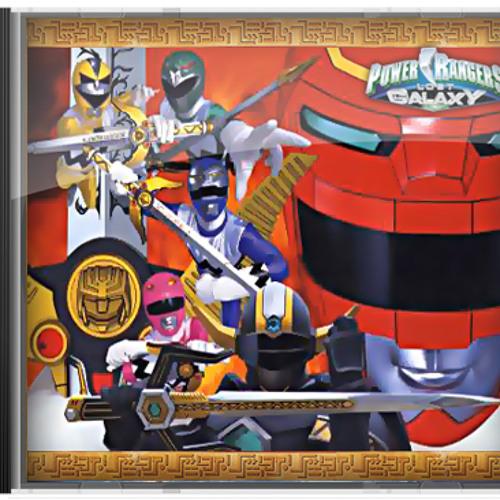 01. Jeremy Sweet - Power Rangers Lost Galaxy (Main Theme)