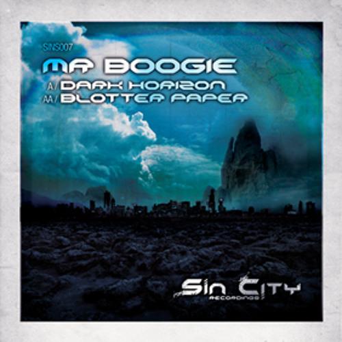 MR.BOOGIE - DARK HORIZON ( out on SIN CITY )