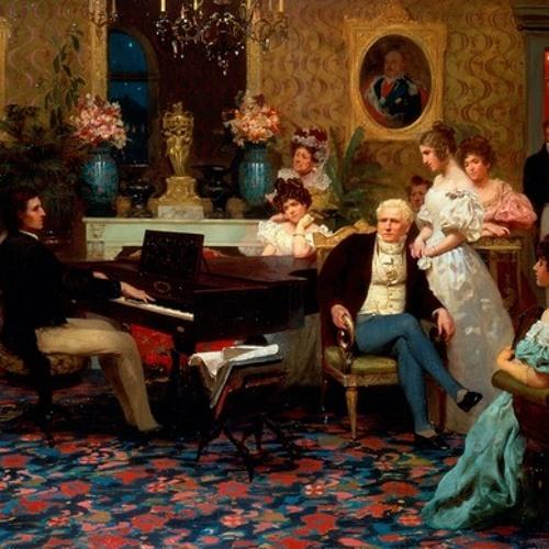 A Tea Party with Mr. Chopin, Mr. Tatum & Mr. Shostakovich