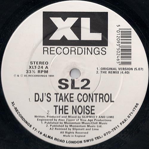 SL2 - DJs Take Control (Original Version)