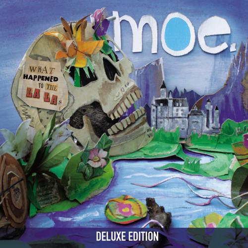 moe. - WHAT HAPPENED TO THE LA LAs - Acoustic Sampler