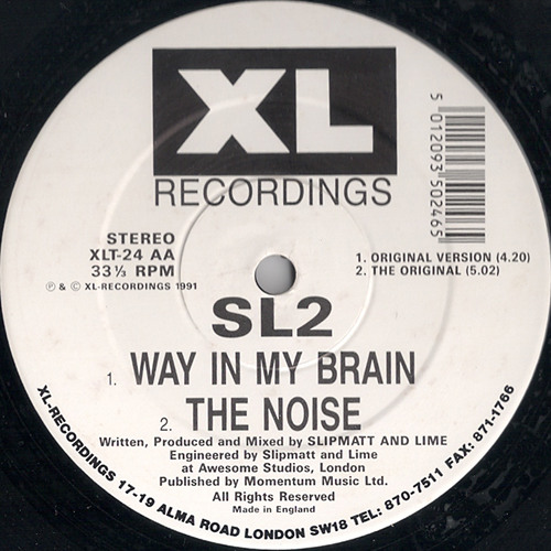 SL2 - The Noise (Original Version)
