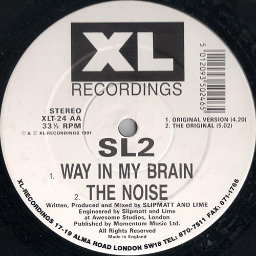 SL2 - The Noise (Original Version)