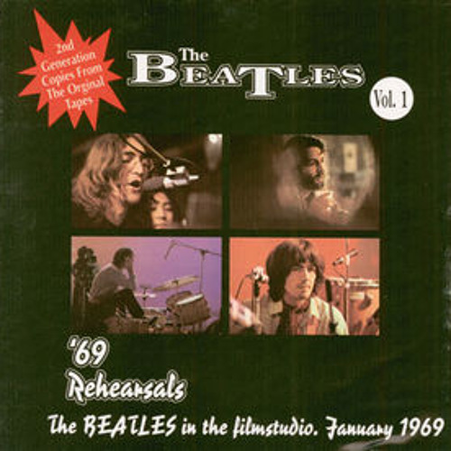 The Beatles - I'll get you ('69 Reheasals)