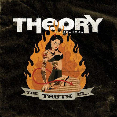 Theory of a Deadman - Bitch Came Back