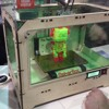 CES 2012: MakerBot brings 3-D printing down to scale
