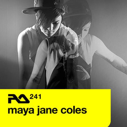 Maya Jane Coles - RA Podcast 241