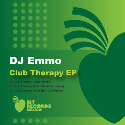 DJ EMMO - CLUB THERAPY (Matteo Monero Remix) BIT RECORDS