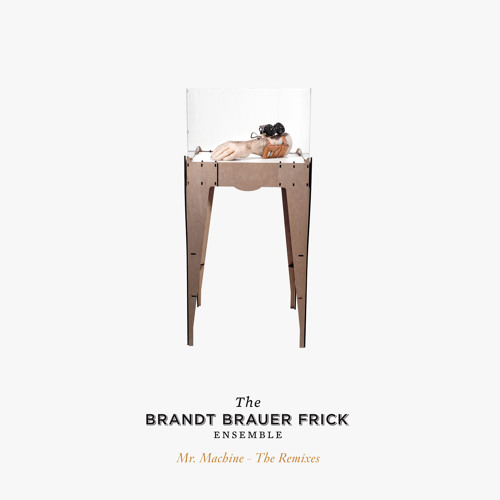 The Brandt Brauer Frick Ensemble - Mi Corazon - Horror Inc. Echoes of My Love Remix