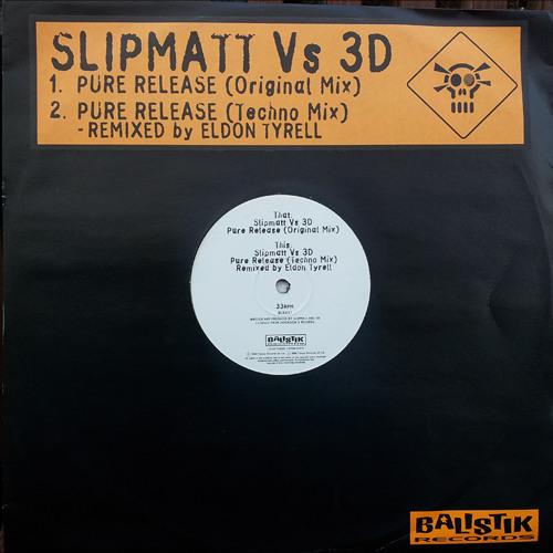 Slipmatt vs 3D - Pure Release 1996