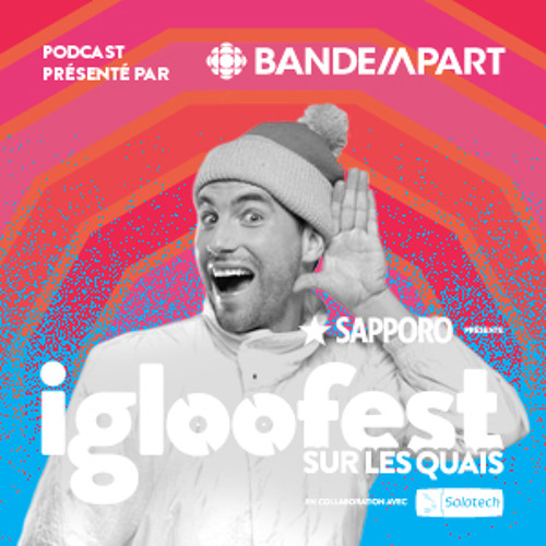 Igloofest podcast - Ostrich