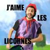 J'aime les licornes - Julien Donzé - 1 hour