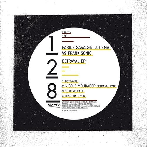 Dema & Paride Sarecini - Betrayal (Nicole Moudaber Remix) [Trapez]