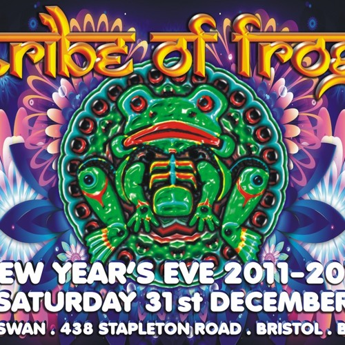 Omega Flight  live @ Tribe NYE 2011