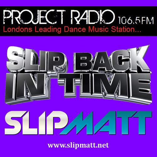 Slipmatt - Slip Back In Time Show 11-01-2012