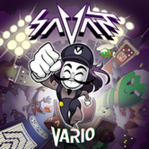 Vario Teaser - Album out February - 22 - 2012