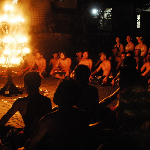 Kecak Fire Dance (Monkey Chant)
