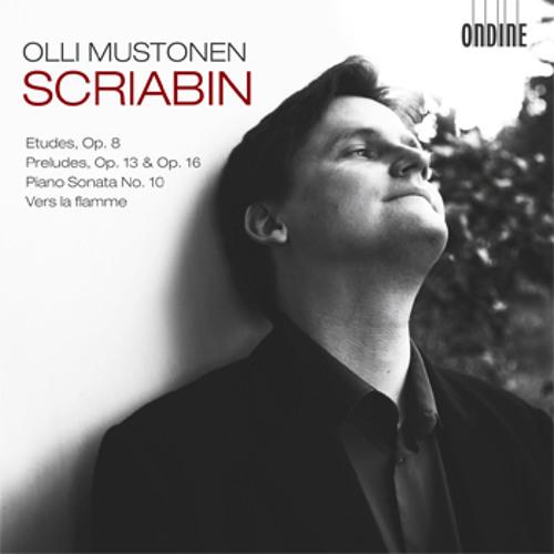 Scriabin: Etude Op. 8 No. 12 in D sharp minor (Patetico)