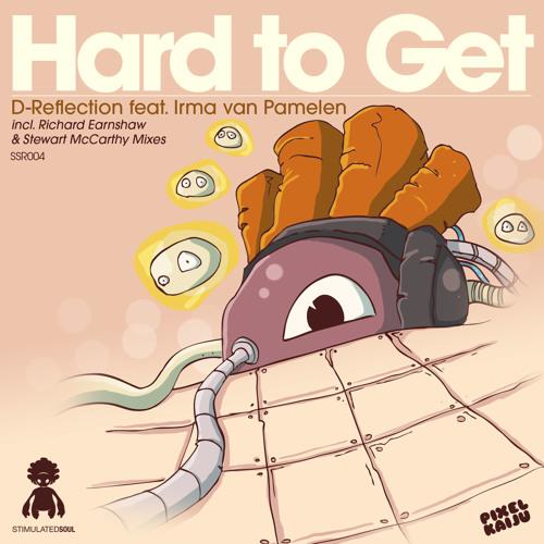 D-Reflection ft. Irma van Pamelen - Hard To Get (Original Mix)