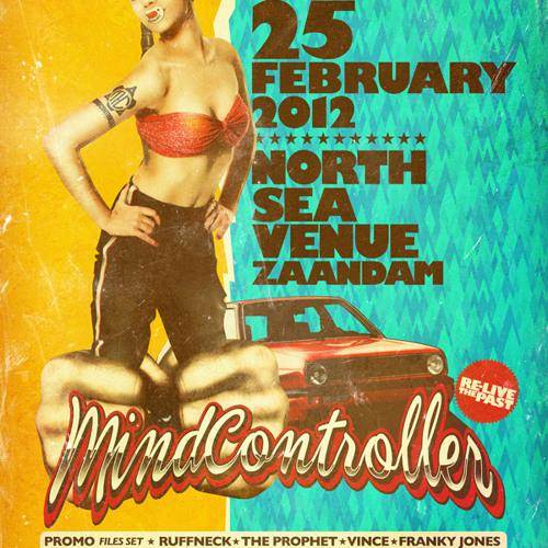 DJ Ruffneck - Mindcontroller 25-02-12 Podcast #1