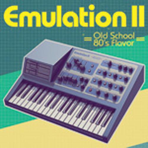 Emulation II | Hold a Line by JJ Pedrazzani