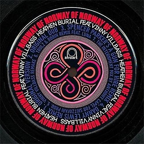 Of Norway feat. Vinny Villbass - Heathen Burial (Vinny Villbass remix)