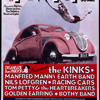 The Kinks -  Pinkpop 1977 - A Well Respected Man -Death Of A Clown