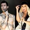 Maroon 5 feat Christina Aguilera-Moves Like Jagger (Cosmic Harmony Remix)