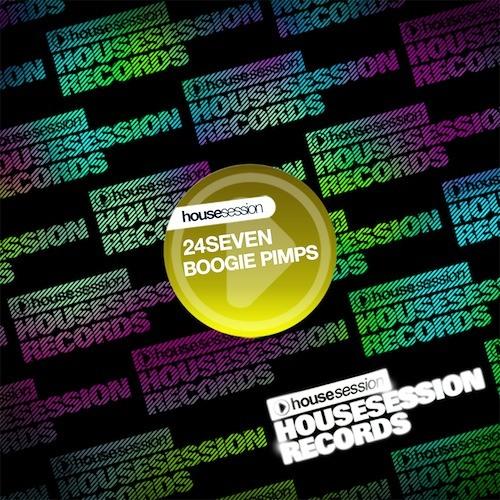 24Seven - Boogie Pimps  (Marcapasos Remix) - snippet