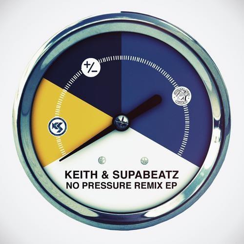 NO PRESSURE EP REMIXES [12/2011]