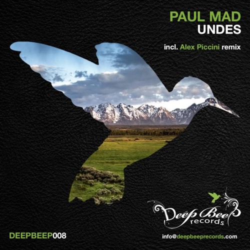 DEEPBEEP008 - Paul Mad - Undes (Original mix) // 96kbps LOW quality preview