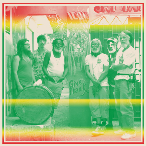 Sun Araw, M. Geddes Gengras, & The Congos - Happy Song