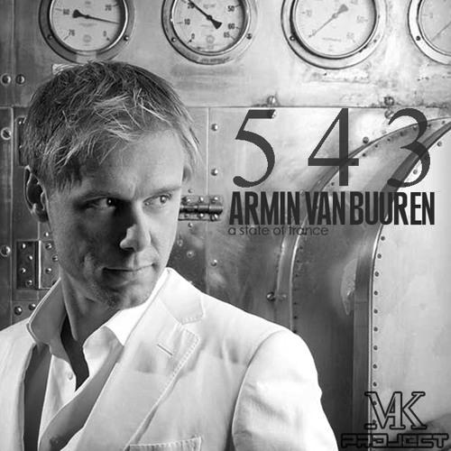 Armin van Buuren - A State Of Trance 543 (12-01-2012) By AyhaM VaN BuureN
