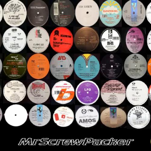 MrScrewPacker Oldskool 50 Tunes 50 Minutes