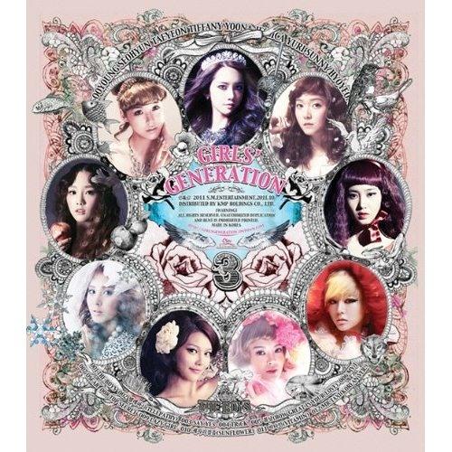 Girls Generation 少女時代 The Boys(TOKITOH Remix)
