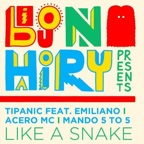 Tipanic - Like a snake (Marflix Carnival Roadmix)