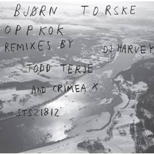 BJØRN TORSKE - Langt Fra Afrika (Todd Terje's Enda Lengre Miks (Fra Afrika Altså)))