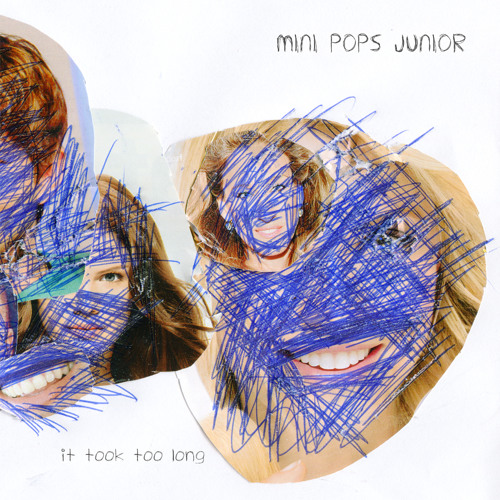 MINI POPS JUNIOR - shallow tide / then came the dotes