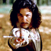 Mandy Patinkin as Inigo Montoya
