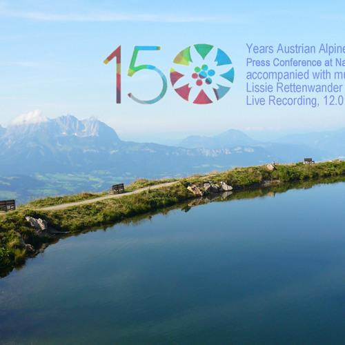 Lissie Rettenwander & Mr SelfDestruct - Accompanied Music 150 Years Austrian Alpine Association