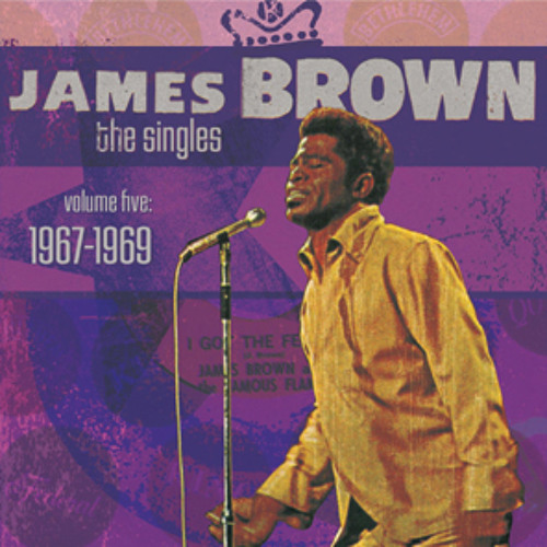 James Brown - The Singles, Volume 5 (1967-1969)