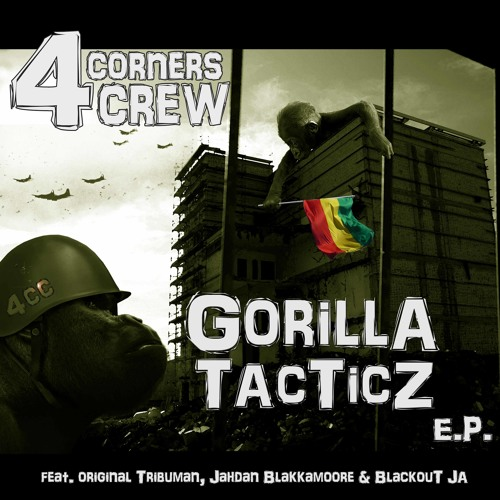 Step Up Father - Gorilla Tacticz EP - Release on Dirty Dubsters Digital