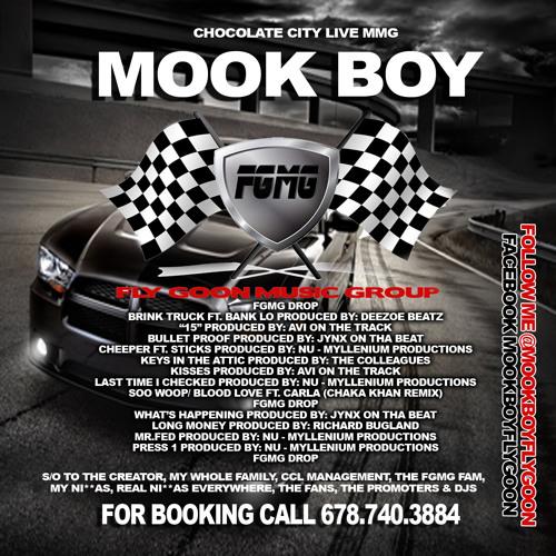LONG MONEY: MOOK BOY- PRODUCED BY RICHARD BUGLAND