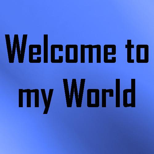 Spektro - Welcome to my World