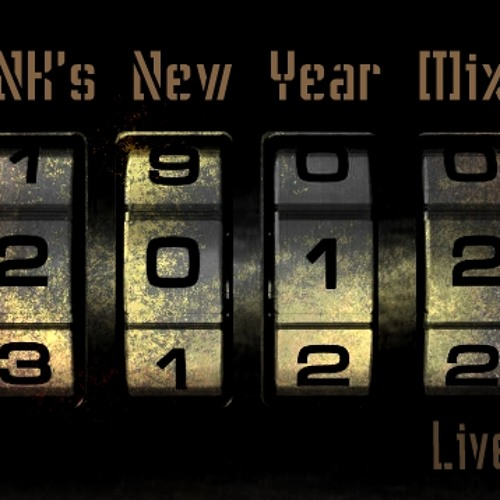 NK's 2012 New Year Mix