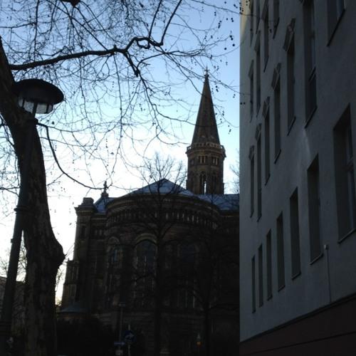 Bells  at Zionskirchplatz