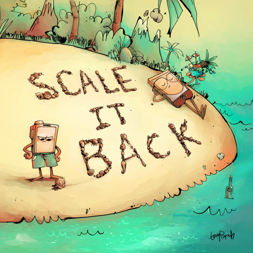 DJ Shadow - Scale it Back (Rameses B Remix)