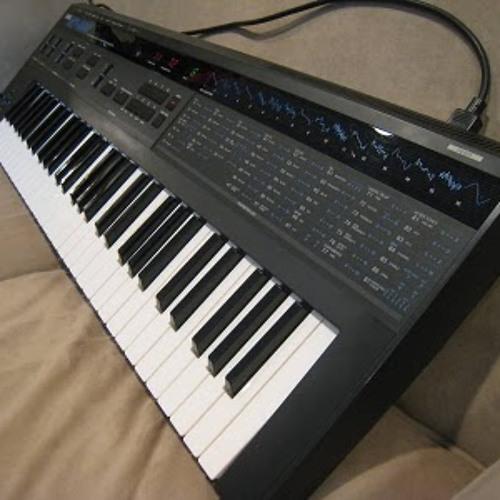 "VVD - Korg DW-8000 + Roland TR-808 ""Weekend Jam"""